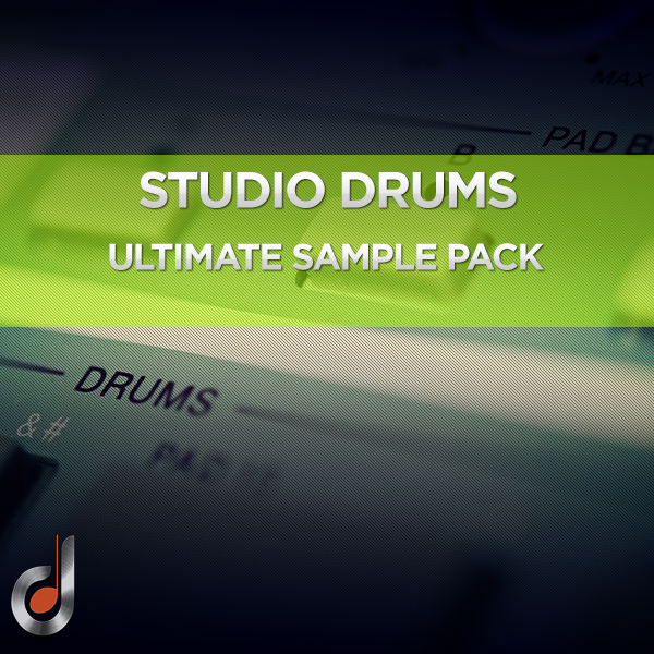 Studio Drums Ultimate Sample Pack